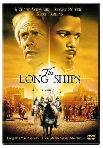 LONG SHIPS BY WIDMARK,RICHARD (DVD)